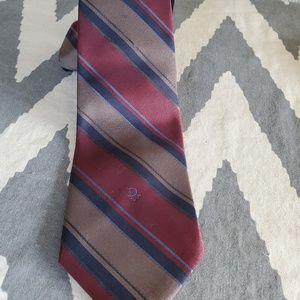 NWT Christian Dior Tie NOS
